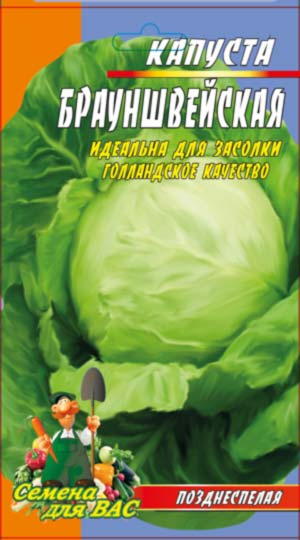 Капуста-Брауншвейская