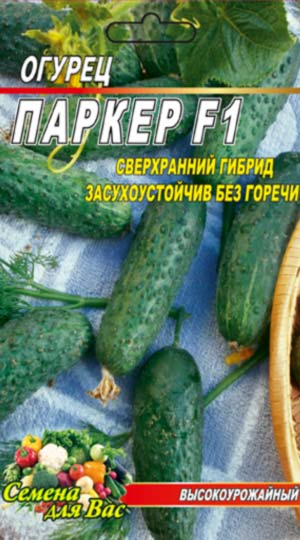 Cucumber-Parker-F1