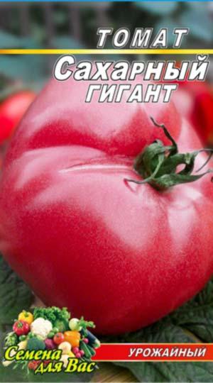 Tomato-Saharnyiy-gigant