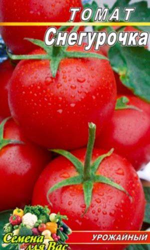 Tomato-Snegurochka