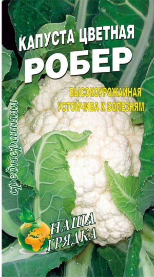 Cauliflower-rober