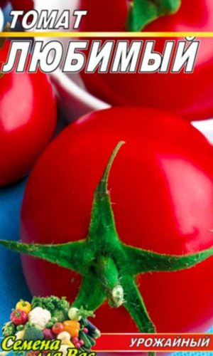 tomato-lyubimyiy