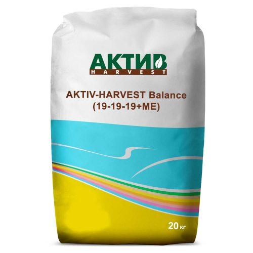 Купить Мікродобриво Актив-Харвест Balance (19-19-19+МЕ) - 20 кг Украина