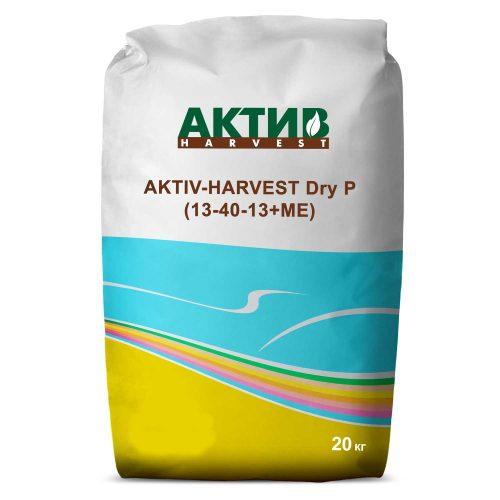 Купить Мікродобриво Актив-Харвест Dry P (13-40-13+МЕ) Украина