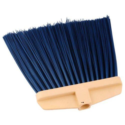 Метла пластиковая Польша MAXI Синяя (Щ18) Уборка