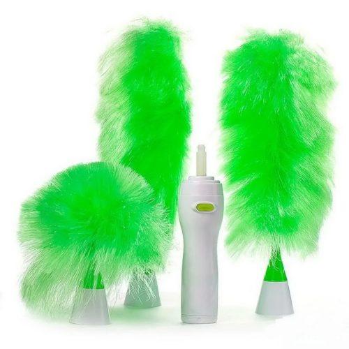 Электрическая щетка для уборки пыли Go Duster Уборка