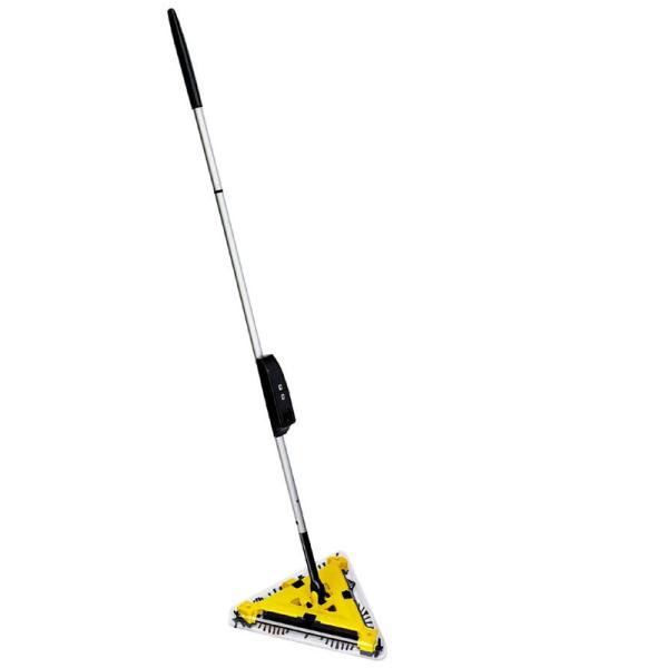 Электровеник Twister Sweeper Желтый (5570) Щетки для подметания